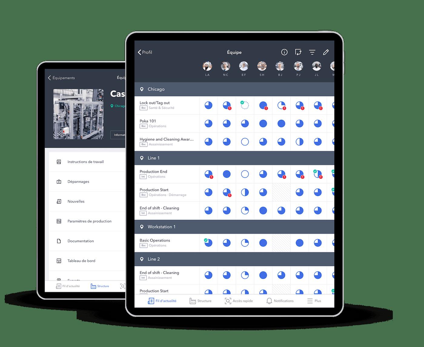 app-poka-gestion-connaissance-ipad