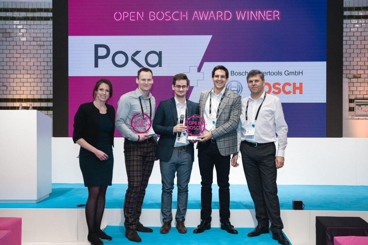 Poka Open Bosch Award