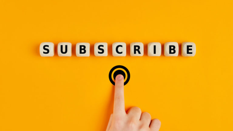 L'abonnement, le meilleur moyen d'atteindre ses objectifs ?